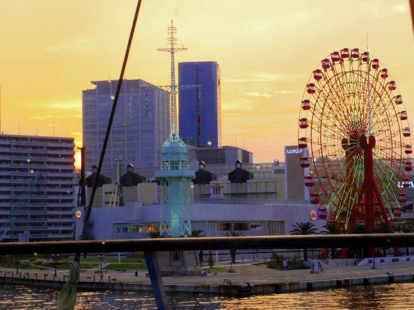 お引き渡しで神戸まで行ってきました