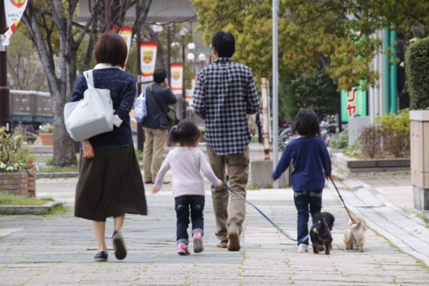 フジフォト大賞2017 お出かけ賞 兵庫県神戸市東灘区 YT様 「幸せな家族みたい♡」