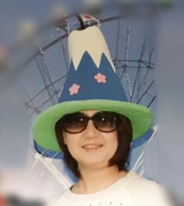 なぜか変な帽子の舎長