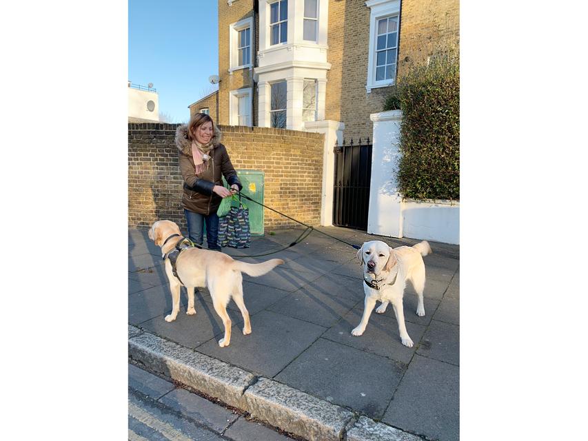 Crufts 2019 ロンドンのホテル周辺を散策