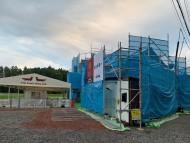 犬舎の改装工事着工
