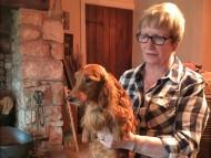 ルーシーの父犬 HALUNKE GOING DUTCH