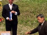 【ドッグショー】千葉北クラブ連合会展 ジムダンディ ウイナーズ チャンピオン完成しました